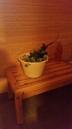 Juhannus sauna