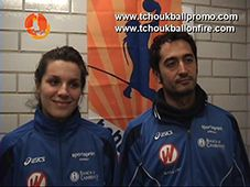 Listen to Giulia and Fausto and how they promoted the sport in Empoli Italy In this interview, Fausto explains what it takes to develop and promote the game in a country where football (soccer) is the main stream sport. Giulia explains to us, what would be her recommendations for someone who wants to try it.