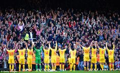 We Are Staying Up - West Ham 0-1 Palace