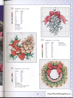 Small Christmas Design Collection • 6/8