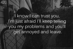 This is sontrue. Especially for me and Christal. I love you. I just hope you can take me