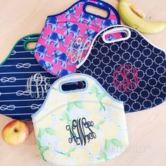 New year, new semester! Show up to school with these cute lunch coolers & do this year the right way!