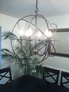 Dream home tour Today. Liking this lighting fixture