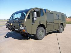 Ideas Military Fire Truck For 2019 American Ambulance, Terrain Vehicle, Bug Out Vehicle, Rescue Vehicles, Fire Equipment, Truck Interior, Armored Fighting Vehicle, Expedition Vehicle, Emergency Vehicles