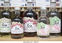 Image result for GIN BOTTLES