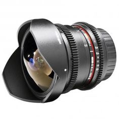 walimex pro 8/3,8 Fish-Eye II VDSLR NikonF (Fisheye-Objektiv, für Nikon, 8 mm) in der Kategorie Cinema Lenses besonders günstig bei redcoon.de kaufen