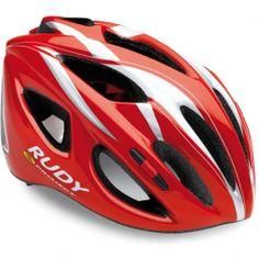Casco de Ciclismo Rudy Project Slinger rojo-blanco | Trimundo  $1277.00