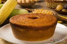 Receita de Bolo de milho cremoso com queijo especial em receitas de bolos, veja essa e outras receitas aqui!