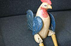 ロンドンから来た鳥のオブジェ!「鳥水木のチキンジョージ」※チャリティー - 鳥モチーフ雑貨・鳥グッズのセレクトショップ:鳥水木    #bird #objet #torimizuki Decor, Decoration, Decorating, Deco