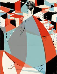 Illustrations by Pietari Posti — AGENT PEKKA