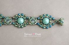 Glamorous Bracelet-Beading Tutorial