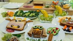 Fun Food For Picky Eaters!