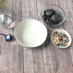 DIY Indoor Water Fountain - This video shows you just how easy it is to make a . - DIY Indoor Water Fountain – This video shows you just how easy it is to make a pretty and relaxi - Small Water Fountain, Cat Fountain, Decorative Water Fountain, Water Fountain Design, Home Fountain, Fountain Ideas, Diy Garden Fountains, Small Fountains, Homemade Water Fountains