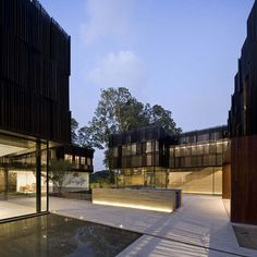 The Overlapping Land House by Neri and Hu