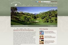 Mayacama is a private golf and residential community in northern Sonoma County, California. -- Website by Blue Tent Marketing; view more samples of Real Estate websites: http://www.bluetentmarketing.com/portfolio/real-estate