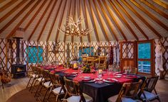Enjoy your wedding party at Brush Creek Ranch. One of the nicest dude ranches in the USA. Definately should be on your top three list of best places for a ranch wedding!