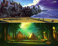 Five #Legendary Lost #Cities that have Never Been Found