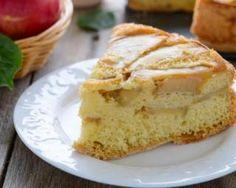 Gâteau allégé pommes-frangipane à moins de 100 calories la portion