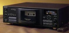 SONY TC-C5 5 cassette changer tape deck