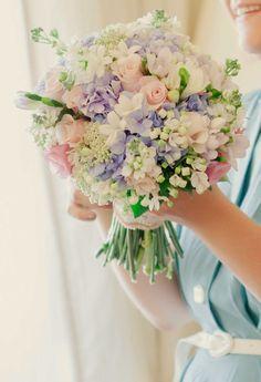 Tradición del ramo de novia