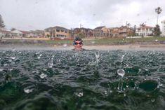 Swimming at Cronulla