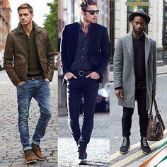#BotasMasculinas  As botas masculinas, caem bem com todos os estilos. Crie o seu ! >>>> Acesse: http://goo.gl/iEzmjP   #LojaOnline   #ClovisCalçados