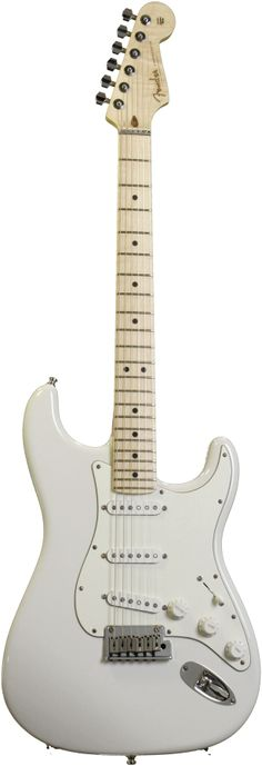 Fender Custom Shop Stratocaster Pro Special with DiMarzio Pickups - Olympic White | Sweetwater.com