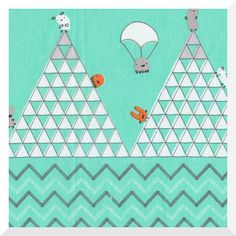 Monsterz by Cloud9 Adventurz - Organic Fabric