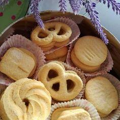 I biscotti danesi che ci propone la bravissima Anna Gravina. Sono perfetti da offrire accompagnate davanti a una tazza di thè.