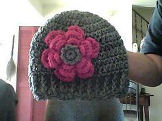 Easy Crochet Flower ~ free pattern ᛡ