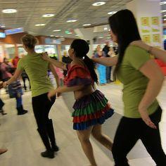 Karnevaalitunnelmia #KauppakeskusTrio #TrionKarnevaalit #karnevaalit #samba