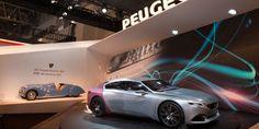 #conceptcar #PeugeotEXALT #concept #design