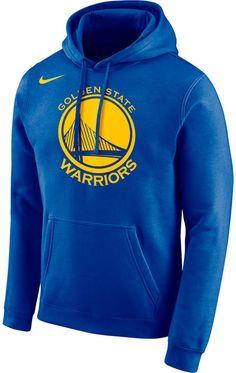 5d16d91a503 Nike Men s Golden State Warriors NBA City Edition Logo Essential Hoodie