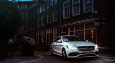 Final road trip: The third and last #UrbanDiscovery stage with CLA Coupé and CLA Shooting Brake leads from Amsterdam to Berlin.
