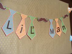Printable Mustache Party DIY $12