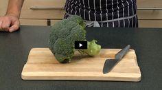 Comment tailler un brocoli ? (Vidéo)