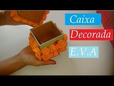 DIY - ROSAS EM EVA - YouTube