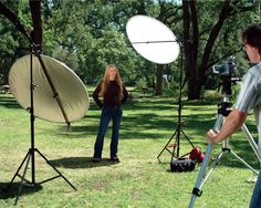 Using a reflector by yourself photography tips tutorials an overview of video and photography light reflectors and their uses in both indoor and outdoor workwithnaturefo