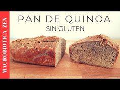 Pan de Quinoa (Quinua) 🍞🍞 Receta con Quinoa | Pan Sin Gluten Integral - YouTube