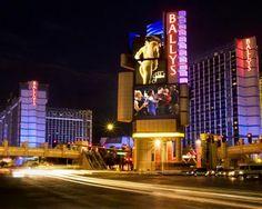 Ballys, Las Vegas, Nevada