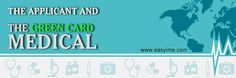 The #Applicant and the #GreencardMedical! #Greencard #ImmigrationmedicalExam