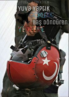 Ehhhh Vatanım. Beni benden alan ancak Vatandır. Çünkü ben sevdim Hilal Aydız'ımı. Geri dönüşüm temeli olan zaman içinde olacaktır milletim. Turkish Military, Turkish Army, Military Jets, F 16, Special Forces, Air Force, Fighter Jets, Pilot, Aviation