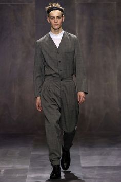 Style.com   DAMIR DOMA   Mens Autumn Winter 2013/14  Paris Fashion Week  #damirdoma