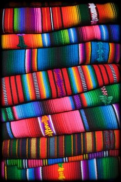 I need a nice tee made out of/inspired by Guatemalan fabric so hard.