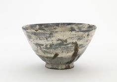 Tea Bowl Joseon dynasty Mid 17th century From the Smithsonian Museums of Asian Art.