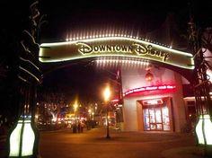 Downtown Disney (Shopping, Dining) - Anaheim, CA