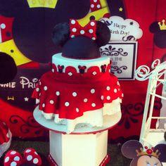 Cake da Minnie