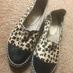 ALDO CHEETAH PRINT SHOES - LIGHTLY WORN. SUPER CUTE. ALDO. SIZE 6. LOOK BRAND NEW. ONLY WORN A COUPLE OF TIMES! ALDO Shoes Flats & Loafers