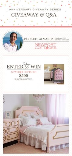 Newport Cottages Giveaway and Q&A! #laylagrayce #lgturns10