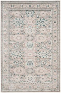 A charming example of classic loomed weaving, the Safavieh Archive Lakeview Rug brings combines timeless design with modern materials. A timeless floral and scroll motif is beautifully rendered in hard wearing polypropylene for style and substance. Floral Area Rugs, Blue Area Rugs, Blue Rugs, Hue Color, Traditional Decor, Eclectic Decor, Power Loom, Floral Motif, Rugs Online
